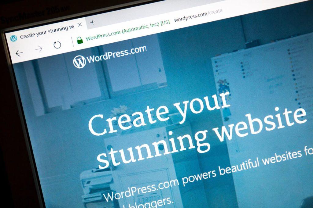 Création site Wordpress Lyon